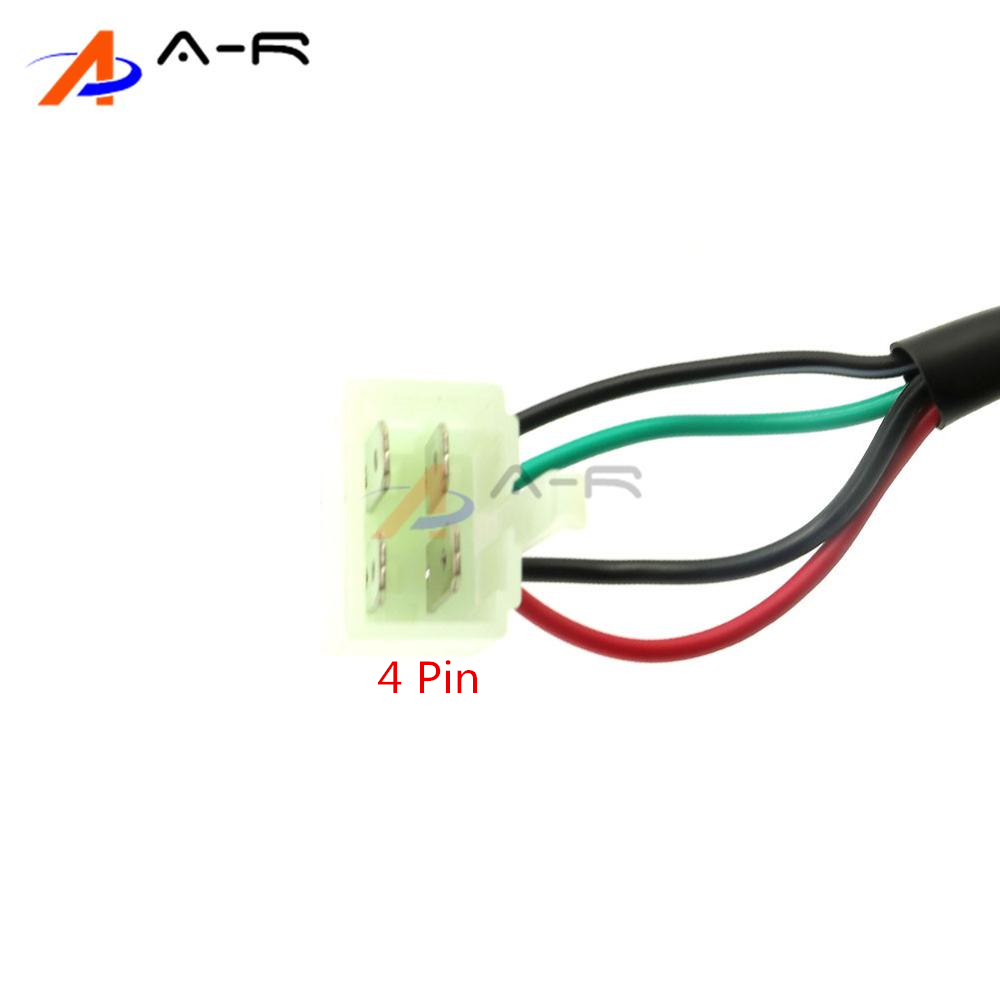 4 Wires Ignition Switch Lock With Key Set For Honda Vfr 800 2003 Wire Wiring 2008 Cb 900f Hornet 900 919 2002 2007 Vtr 1000f 1999 2005 In Motorbike Ingition From