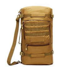 Bolsas de los hombres mochila 60 l grande boy bolsas de Viaje mochila de hombro del ordenador portátil multi-funcional antidesgaste mochila