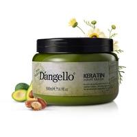 Steam Hair Mask Keratin 500ml Argan Oil Treatment Supple Strength Dry Split Ends Hair care Product Straightening Deep Repair