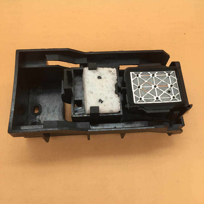 Inkjet Printer DX5 Cap Top Capping Station Perakitan untuk Mimaki JV33 JV5 Mutoh VJ1604 Xuli Epson DX5 DX7 Kepala Cleaning kit Unit