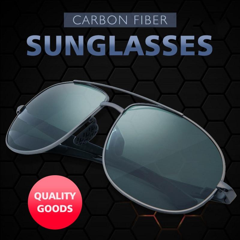 Image 5 - Metal frame snow glasses. Quality super light Spring legs Sunglasses polarized. Brand quality male / female sunglasses 8112Y-in Men's Sunglasses from Apparel Accessories