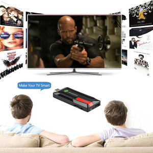 Image 4 - Wechip MK809 IV Android TV Stick Android 7.1 MK809 4K TV Dongle Android  AirPlay DLNA 4K HD media player TV stick MK809IV Stick