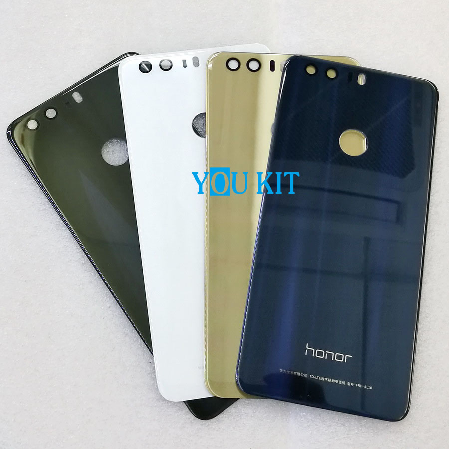 For Huawei Honor 8 Glass Battery Cover (1)