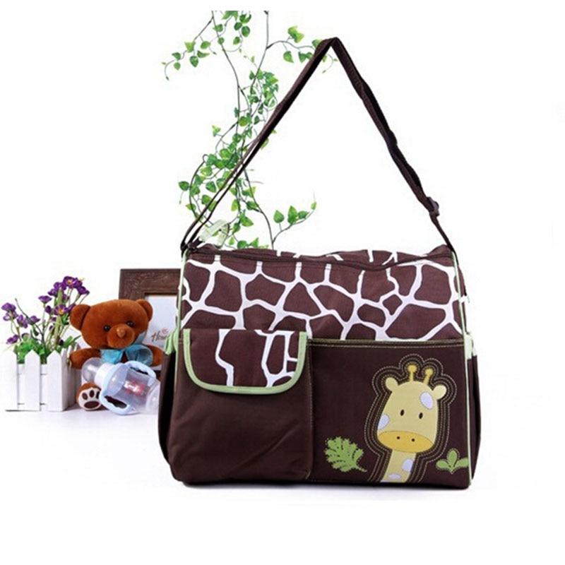 Zebra Carters Diaper Bag Mom Multifunctional Baby Diaper Bag Changing Mat Stroller Organizer designer Baby Nappy Bags MMB-13