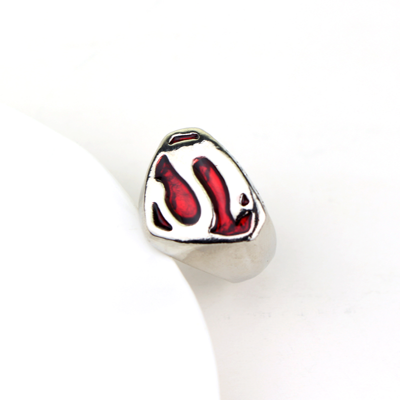 Free Shipping Superhero Superman Signs The Silver Ring With Silver Ring Inspired The Boys Birthday Jewelry Wholesale