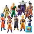 Ação Dragon Ball Z DBZ Goku Gohan Vegeta Super Saiyan Figuras DXF Modelo Brinquedos Anime Dragon Ball Kai 12-15 cm