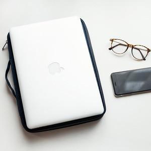 Image 5 - حقائب ملفات A4 متعددة الوظائف ، حقيبة تخزين قماش أكسفورد مقاومة للماء محمولة لحمل أجهزة الكمبيوتر المحمولة ، أقلام الكمبيوتر WJD09