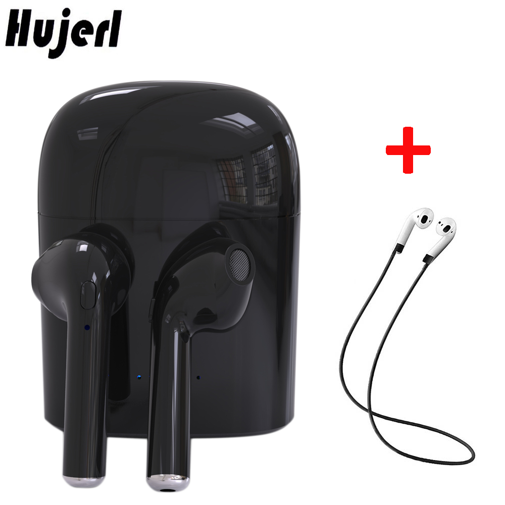Real HBQ i7s TWS Bluetooth Earphones Wireless Earphone in ear Earbuds Bluetooth Headp Earpods for Apple/Samsung with Free Gift