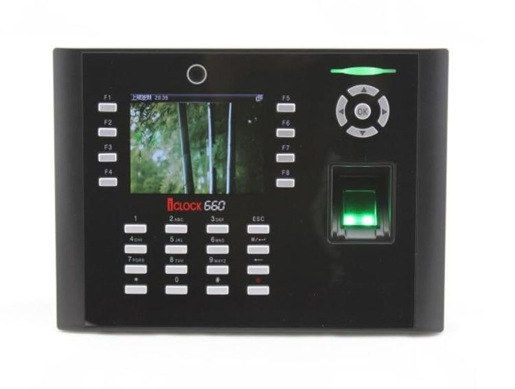 ZK Fingerprint Time Attendance & Access Control Terminal цена 2017