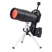 лучшая цена Ledarnell 20X52 HD Monocular Telescope Dual Focusing Adjustment Binocular Spotting Scope for Hunting Watching Bird