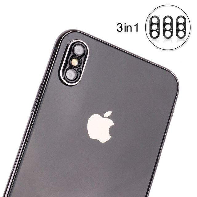 info for a2a20 582f9 US $4.41 12% OFF|AWINNER Camera Lens Protection Sticker for iphone X and  iphone 10-in Phone Screen Protectors from Cellphones & Telecommunications  on ...