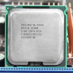 INTEL XEON E5440 CPU INTEL E5440 LGA 775 İşlemci (2.83 GHz/12 MB/1333 MHz/Quad çekirdek) CPU çalışması g41 LGA775 anakart