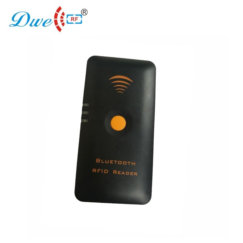DWE CC RF access control card readers UHF rfid reader writer bluetootth proximity reader uhf rfid reader android цена