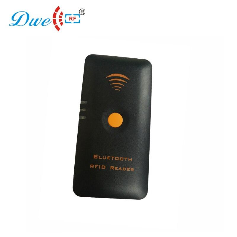 Lecteur de carte de contrôle d'accès DWE CC RF lecteur UHF rfid lecteur de proximité bluetooth lecteur uhf rfid android