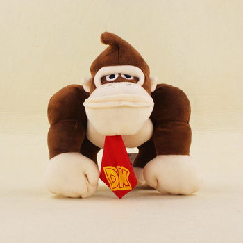 20 см Супер Марио Bros обезьяна Ослик Конг Мягкие плюшевые игрушки куклы подарки детям