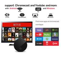 Hot HFLY yehua google chromecast 4 1080P WiFi hdmi dongle tv stick Android netflix chrome cast cromecast mircast/airplay/dlna