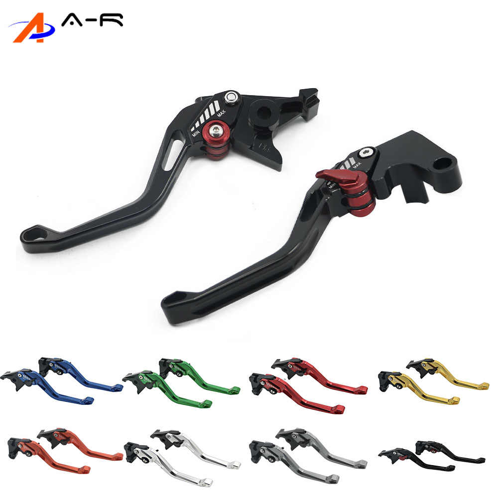 5D Brake Clutch Levers for Suzuki GSXR600 GSX-R600 1997-2003 GSXR750 GSX-R750 1996 - 2003 GSXR1000 2001 - 2004 GSXR 600 750 1000