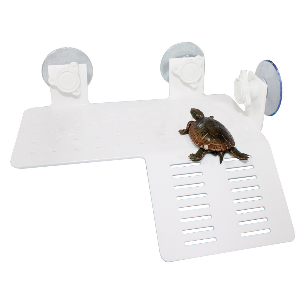 Water Turtle Drying Platform Turtle Tank Floating Island Aquarium Reptile font b Pet b font Turtles