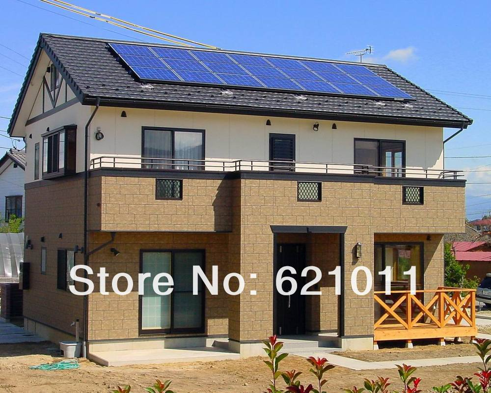 diy your own home solar energy system off grid solar home system 1 30kw solar generator in. Black Bedroom Furniture Sets. Home Design Ideas