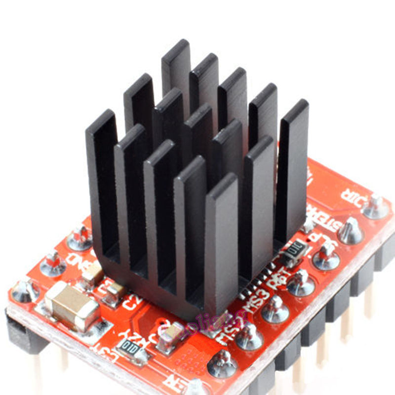 50PCS Gdstime Heatsinks 9 x 9 x 12mm Cooler Heat Sink Aluminum Mini IC Chipset Cooling