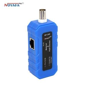 Image 5 - NF 309 testeur de câble matériel/longueur testeur localisateur de fil testeur de POE testeur de câble matériel avec batterie au lithium