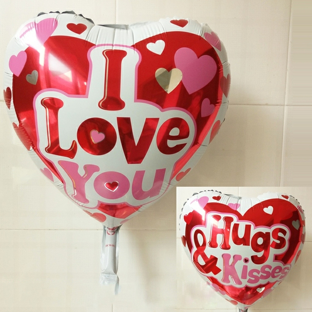 Hot sale 18 inches wedding decorations heart bride groom aluminium hot sale 18 inches wedding decorations heart bride groom aluminium foil balloons love helium balloons for junglespirit Images