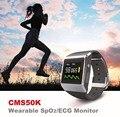 Envío rápido Bluetooth Inalámbrico Inteligente Probador de La Moda Portátil Inalámbrico Digital SpO2 Oxímetro de Pulso Calorías Monitor de Ritmo Cardíaco