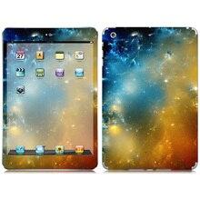 Transporte da gota livre Colar Facilmente Decalque de Vinil e Etiqueta Protetora Da Pele para o iPad mini 2 # TN-ipdm2-0250