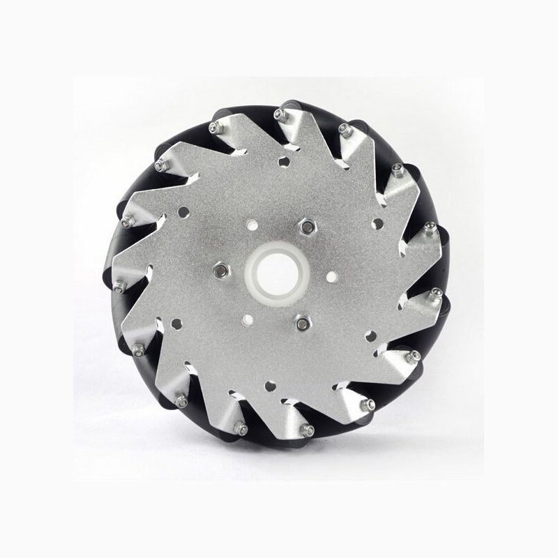 Free Shipping 152mm 6 Inch Aluminum Mecanum Wheels Left Basic Online Wholesale