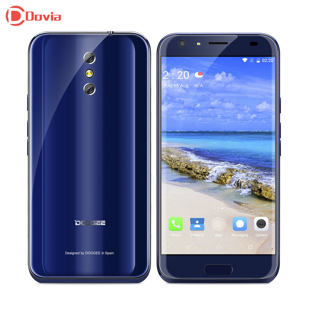 DOOGEE BL5000 4g Smartphone Android 7.0 12 v 2A Quick Charge 5,5 zoll FHD MTK6750T Octa Core 4 gb RAM 64 gb ROM Moblie Telefon