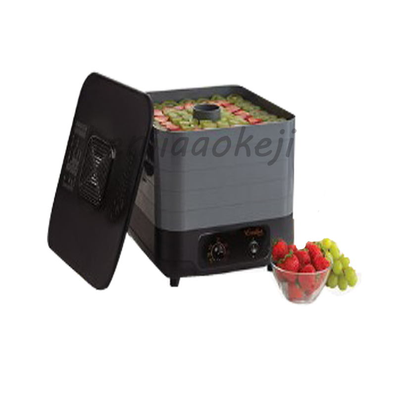 ECB52B-C 5-layers of fruit and vegetable dehydration machine air dryer drying dried fruit machine food dryer 220v 380w 1PC title=