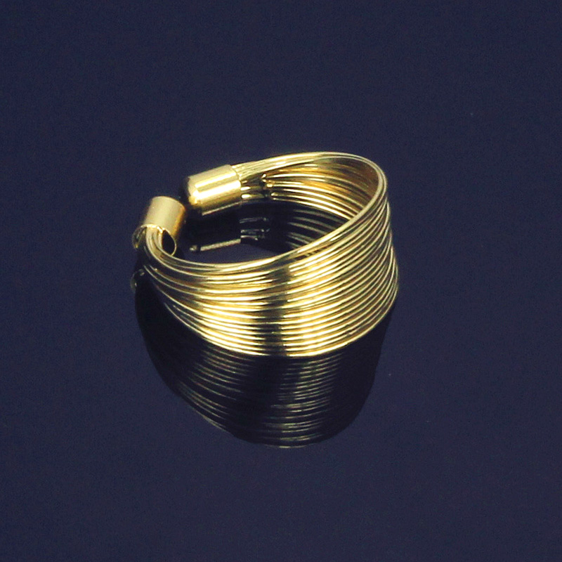 Lifly Fashion Dubai Zlatni nakit setovi za žene Afričko vjenčanje - Modni nakit - Foto 4