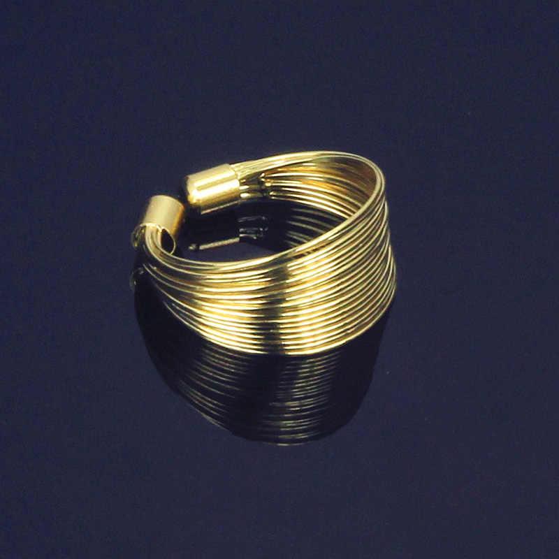 Liffly Mode Dubai Gold Schmuck Sets für Frauen Afrikanische Hochzeit Draht Charme Halskette Armband Ohrringe Nigerian Braut Schmuck