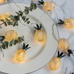 3m Pineapple Holiday String Li