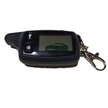 50 Pz/lotto TW9010 LCD Remote Controller Portachiavi Key Fob per TOMAHAWK TW 9010 A due Vie Sistema di Allarme Auto TOMAHAWK TW 9010