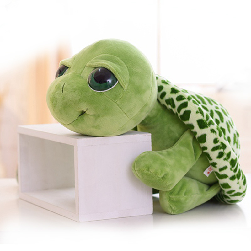 Lovely Tortoise Plush Toy 20 Cm Plush Dolls For Children High Quality Soft Cotton Baby Brinquedos Animals For Gift