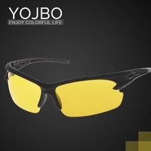 YOJBO Luxury Vintage Night Vision Sunglasses Glasses Goggle Computer Gaming Glasses Anti Blue Reading Eyewear Blocking UV Shades