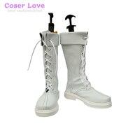 Street Fighter(SF) Chun Li Cosplay Carnaval Shoes Boots Halloween Christmas Shoes