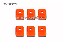 Tarot 450 Sport parts TL45095-02 Servo Fixed Nuts Orange Tarot 450 RC Helicopter Spare Parts FreeTrack Shipping