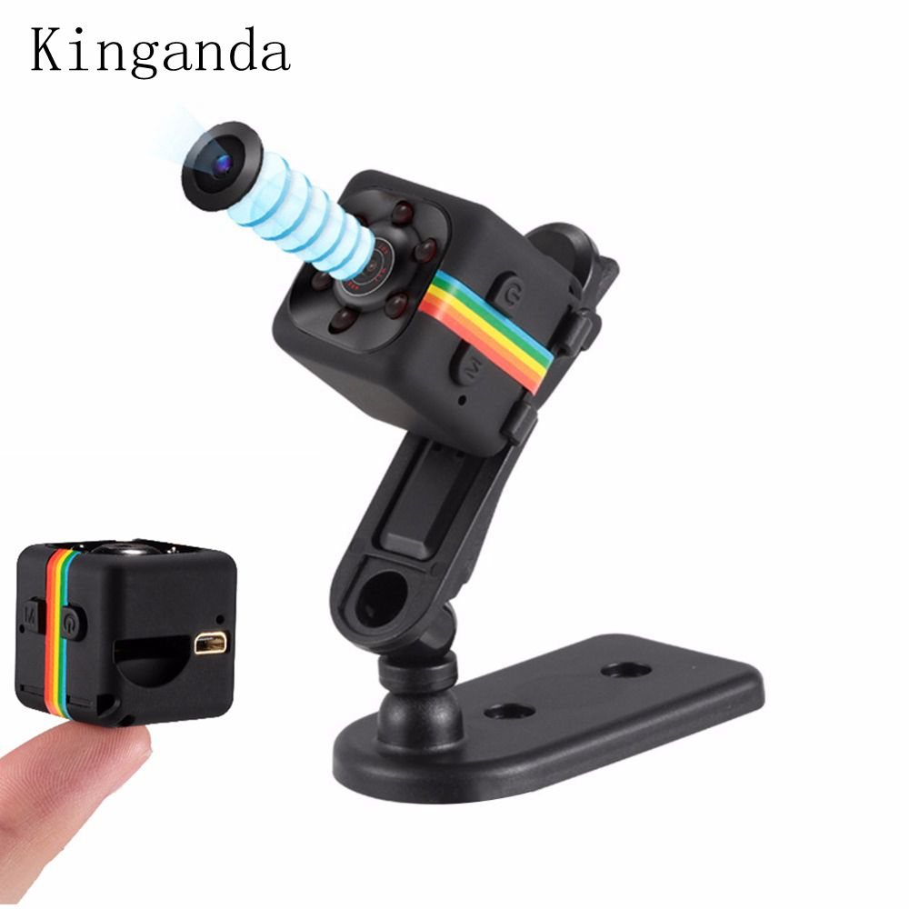 Mini Infrared Camera Full HD Camcorder Night Vision Smallest Camera 1080P Aerial Sports DV Voice Professional Video Recorder