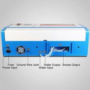 Image 5 - VEVOR לייזר חריטת מכונת 40W CO2 USB יציאת מיני לייזר חריטת מכונת חיתוך 11V גבוהה מדויק משולב ToolsCutting