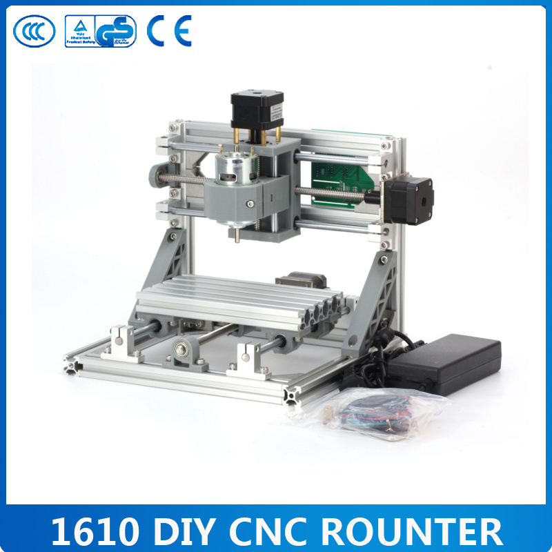 Grbl Control Diy 1610 Mini Cnc Machineworking Area 16x10x3cm3 Axis Pcb Milling Machinewood Routercnc Router
