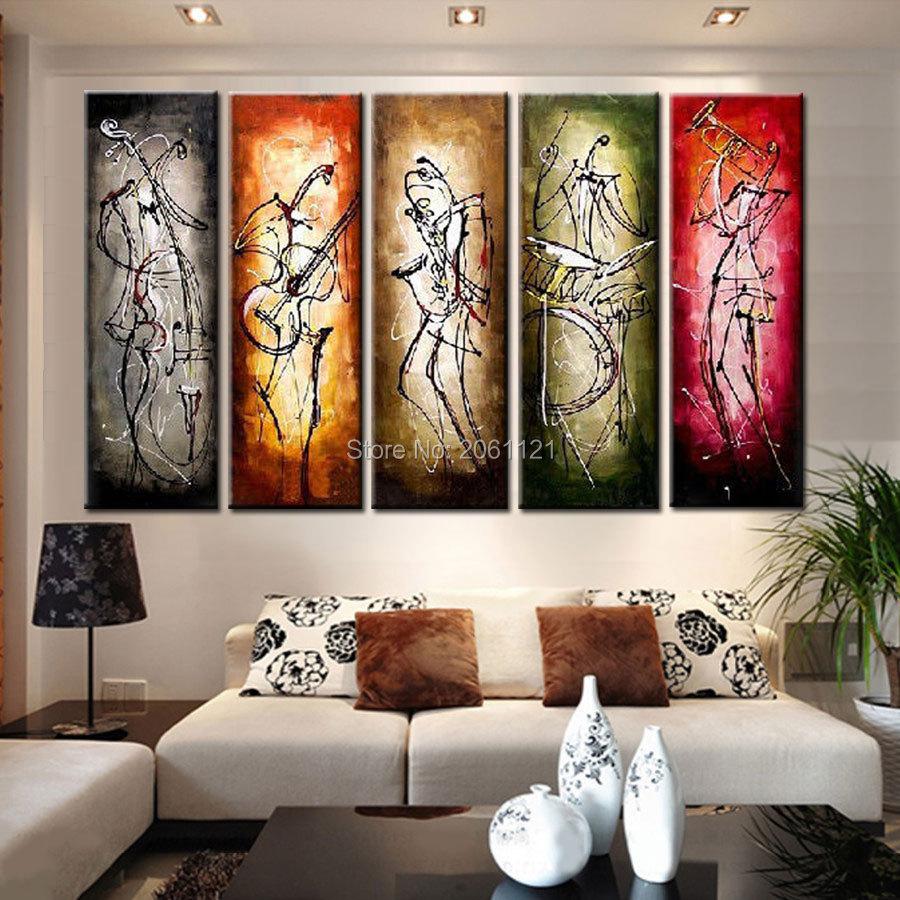 Pinturas modernas para interiores explora primera vez for Pinturas modernas para interiores