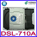Completo dsl-710a y dsl710a transporte cd dvd lector óptico de la lente láser mecanismo-hecho en corea del sur