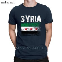 Syria T Shirt Personalized Short Sleeve Round Neck Cool Cute