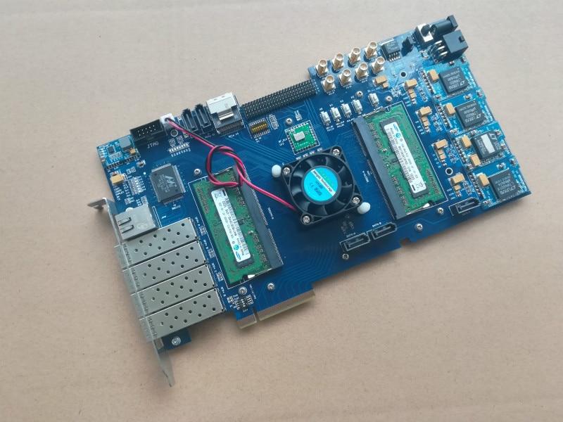 PCIe X8  Arria V GT  Arria 10  PCIe Board PCIe X8 Fpga Board Fpga Development Board Altera Arria V Board  Intel Board