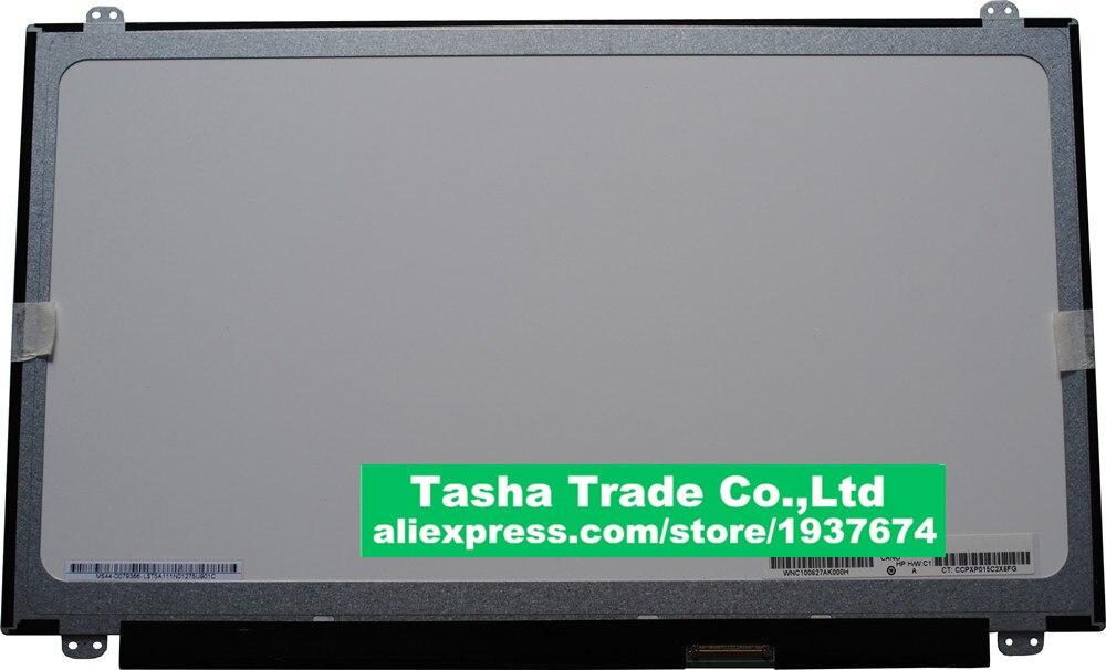 Replacement LCD B156XTN03.1 B156XTN03.5 B156XW04 V.7 B156XW04 V.8 EDP 30PIN 1366*768 Laptop lcd lp116wh2 m116nwr1 ltn116at02 n116bge lb1 b116xw03 v 0 n116bge l41 n116bge lb1 ltn116at04 claa116wa03a b116xw01slim lcd