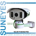 SunEyes SP-P1804SZ-POE 2.0MP Full HD POE IP Camera 1080P Outdoor Waterproof IP66 PTZ Pan/Tilt/Zoom Control by Software