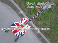 Custom 22 Classical LP Standard Electric Guitar With UK Top Guitarra Body And Ebony Fingerboard Custom