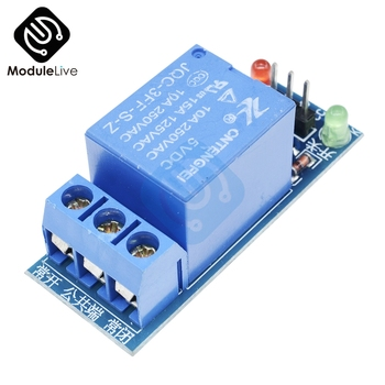 1CH 1 Channel Voltage Relay Relay Module Interface Board Shield 5V Low Level Trigger DC AC 220V 4mA for Home Appliance Control image